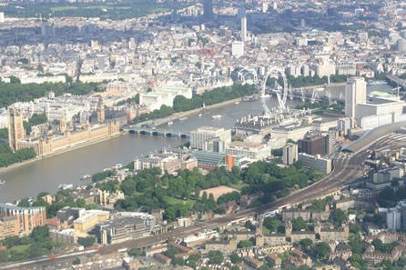 City of London Helicopter Sightseeing Tour for One