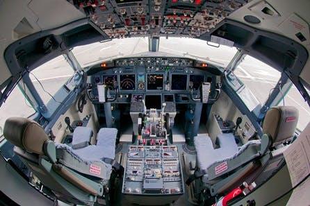 30 Minute Motion Flight Simulator