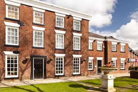 One Night Break for Two at the Bolton Georgian House Hotel