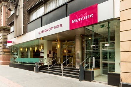 Two Night Break for Two at the Glasgow City Hotel