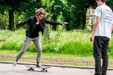 Private Skateboarding Lesson in London