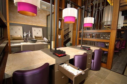 Martini and Manicure at So SPA by Sofitel