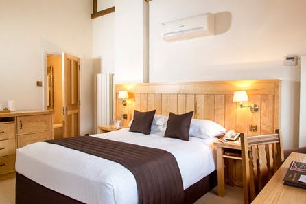 One Night Premier Break for Two at Tewin Bury Farm Hotel