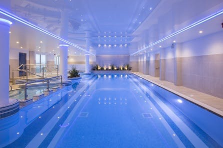 A Day all About Your Wellness at the Luxury 4* St Michaels Resort