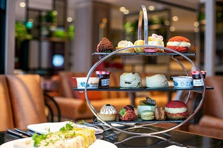 Afternoon Tea for Two at the Luxury 5* Lowry Hotel, Manchester