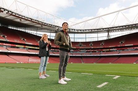 Arsenal Football Club Stadium Tour for Two