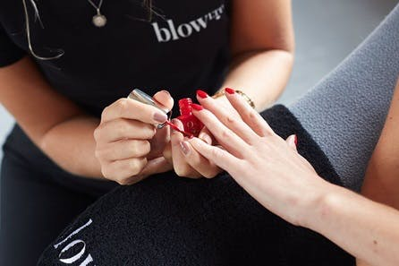 At Home OPI Gel Manicure for Four with blow LTD, London