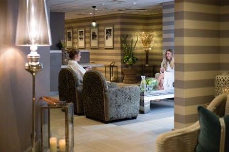 At One with Nature Spa Day with Afternoon Tea at The Belfry