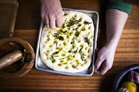 Bread Baking: Knead to Know Class at Jamie Oliver's Cookery School