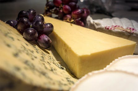 Chubby Fellow's Private Cheese Tasting Tour in London for Two