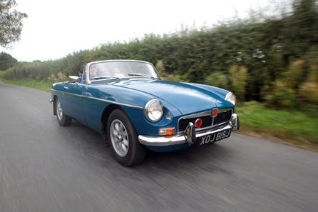 Classic Car Country Drive Taster