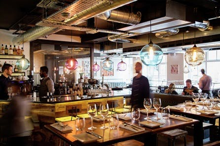 Cocktail Masterclass with Sharing Platter for Two at Gordon Ramsay's Heddon Street Kitchen