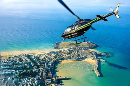Cornwall Land Sea and Air Adventure for Two