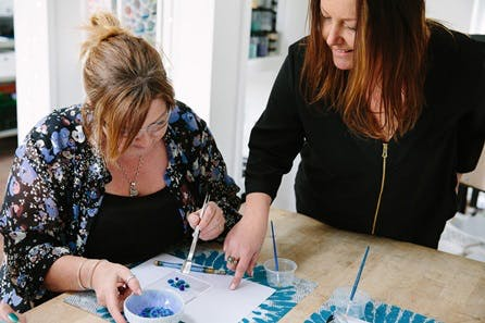 Create Your Own Personalised Fused Glass Masterpiece with Prosecco