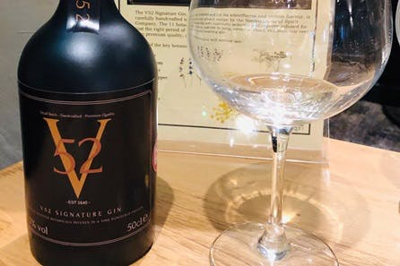 Discover The History of Gin with Tastings for Two at Vault 52
