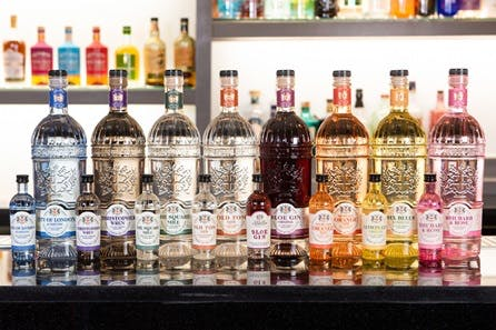 Distil Your Own Personalised Gin with Tastings for Two at the City of London Distillery