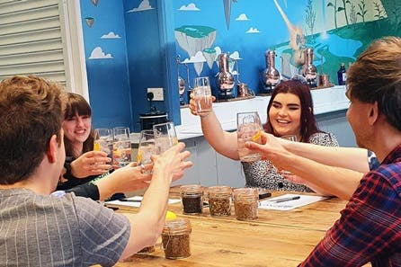 Distill Your Own Personalised Gin with Tastings and Tour for Two at Wessex Distillery