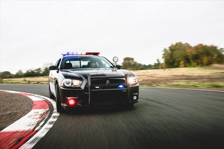 Dodge Charger Police Interceptor Driving Experience