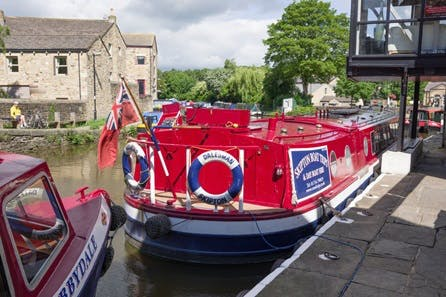 Drinks Ahoy Gin and Cocktail Cruise on the Leeds & Liverpool Canal for Two