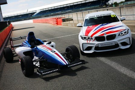 Drive Silverstone Racing Car Experience