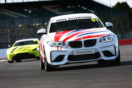 Drive Silverstone Supercar Experience