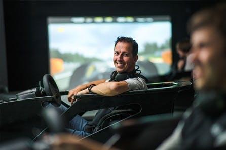 Simulator Race Experience
