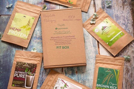 Fit Box: Protein Shake Gift Box
