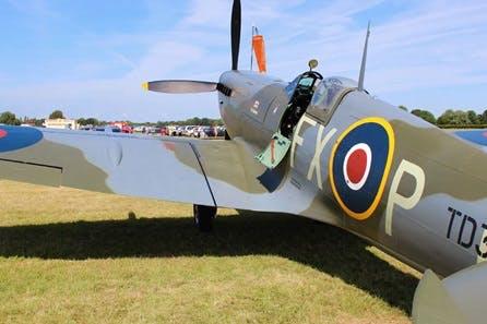 Fly Alongside a Spitfire - Dam Busters Tour