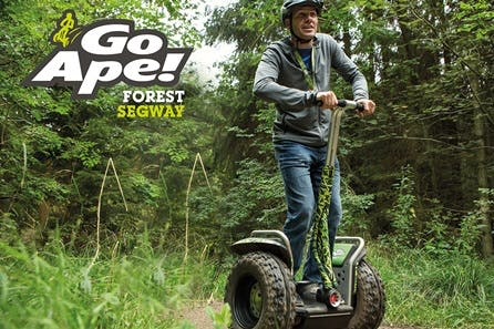 Forest Segway Adventure for One with Go Ape