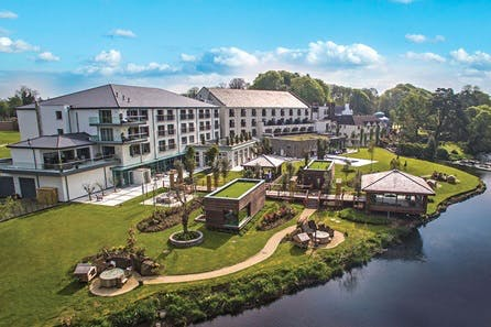 Forest Thermal Spa Experience, Treatment and Lunch for Two at the Luxurious Galgorm Spa & Golf Resort