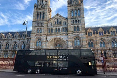 Four Course Lunch and Tour aboard the Bustronome, London