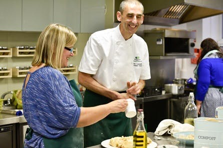 Full Day Essential Vegan Cookery Class with the Vegetarian Society