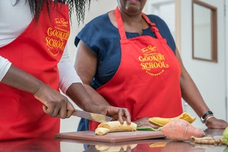 Half Day Class at Tan Rosie Caribbean Cookery School
