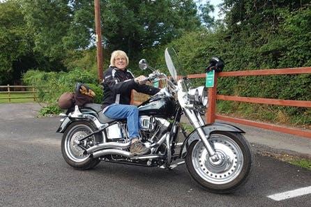 Harley Davidson Pillion Ride Tour