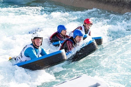 Hydrospeeding Experience for Two at Lee Valley White Water Centre