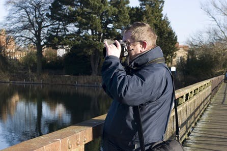 Introduction to DSLR Photography