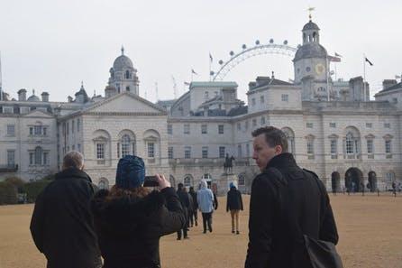 James Bond Walking Tour of London for Two