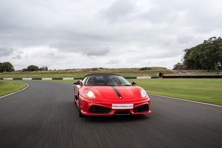Junior Ferrari Driving Thrill