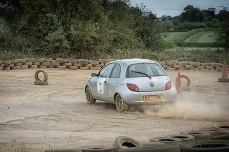Junior Half Day Rally Experience at Silverstone Rally School