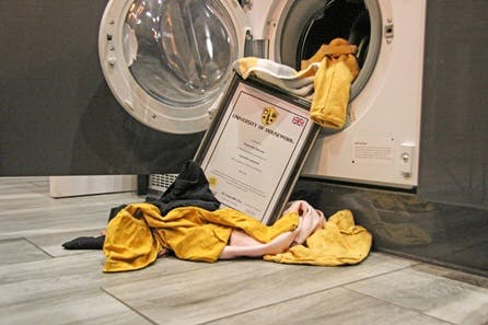 Laundry Lectures Online Training Course with the University of Housework