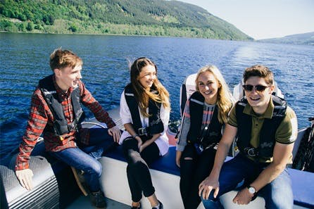 Loch Tay Cruise for Two, Perthshire