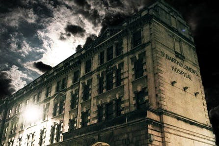 London Paranormal Activity Tour for Two