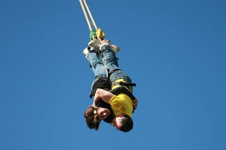 London Tandem Bungee Jump