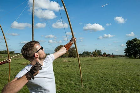 Longbow Archery Experience for One