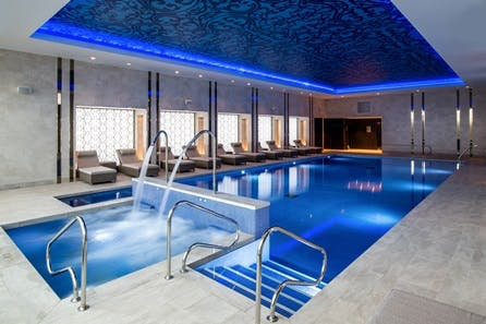 Luxurious Spa Day with Treatment and Afternoon Tea for Two at the 5* InterContinental, The O2