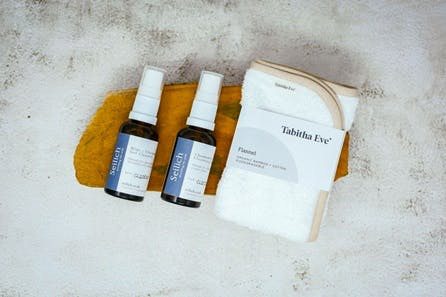 Luxurious Wildlife Friendly Handmade Cleansing Set