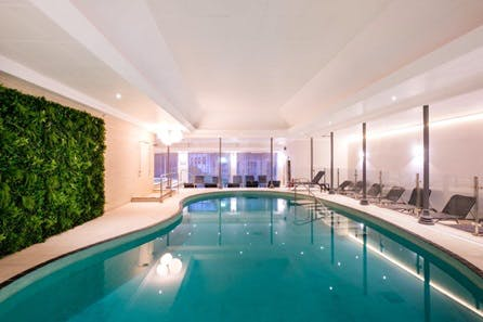 Luxury Relaxation Escape with Two Treatments and Dining for Two at the Chakra Spa