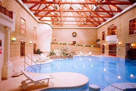 Marriott Indulgent Pamper Day with Treatment for Two