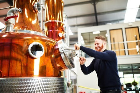 Masons of Yorkshire Award-Winning Gin Distillery Tour with Tastings for Two