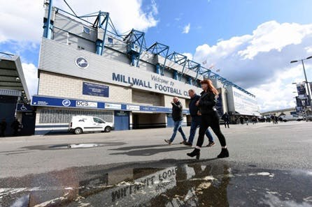 Millwall Football Club Stadium Tour for Two Adults